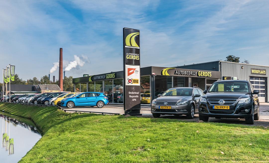 Autobedrijf Gerdes-Klazienaveen